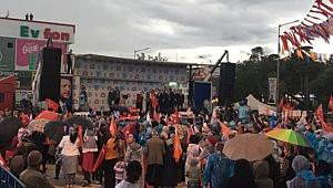 Binali Yıldırım'ı Erzincan'da Az Sayıda Kişi Karşıladı