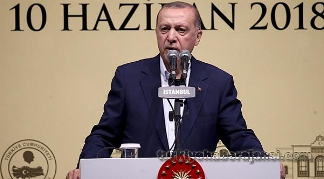 Cumhurbaşkanı Erdoğan'dan Sandık Uyarısı