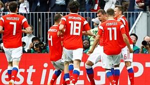 Dünya Kupası 'Farklı' Başladı!