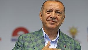 Erdoğan'dan Eyüp Sultan'a Ziyaret
