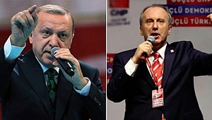 Erdoğan İle İnce Arasında Diyarbakır Tartışması