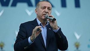 Erdoğan Malatya'da Konuştu