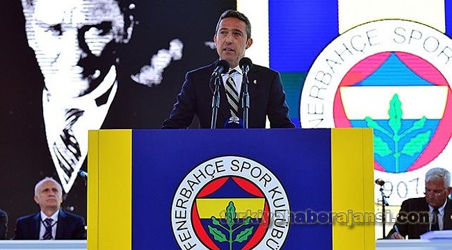 Fenerbahçe'de Yeni Dönem Başkan Ali Koç