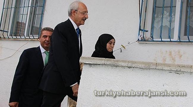 Kılıçdaroğlu'ndan İmam Hatipli'ye Burs!