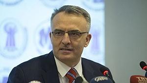 Maliye Bakanı'ndan Bütçe Açıklaması