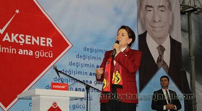 Meral Akşener: 24 Haziran'da Dur Diyeceğiz