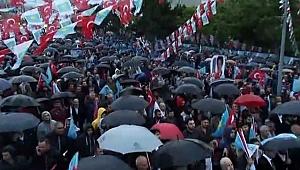 Meral Akşener Erzurum'dan 'Bunları Onlara Yedireceğiz'