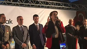 Meral Akşener Partisinin Düzenlediği İftarda Konuştu