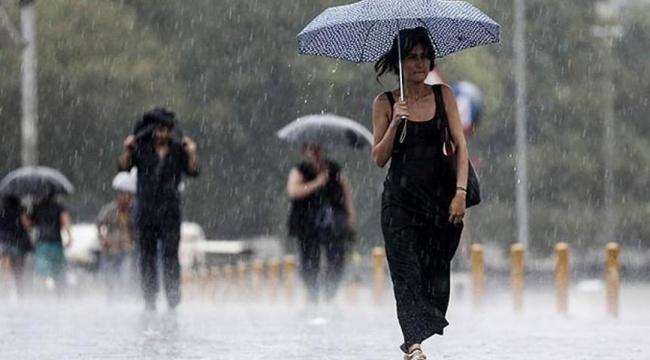 Meteoroloji Hem İstanbul'u Hem Ankara'yı Uyardı!
