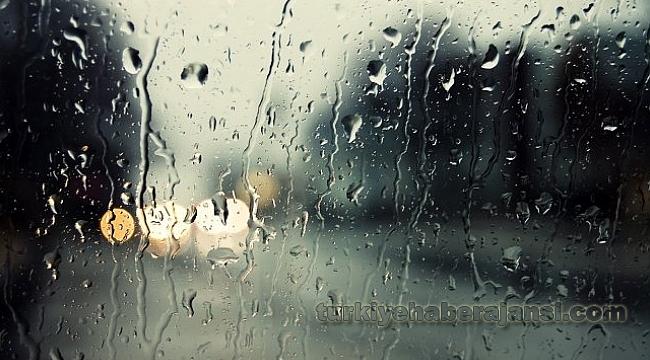 Meteorolojiden 5 İl İçin Sağanak Yağış Uyarısı
