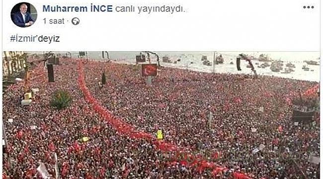 Meydandan 3 Milyon, Sosyal Medyadan 2.5 Milyon İzlendi