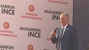 Muharrem İnce İzmir'de Milyonlara Seslendi!