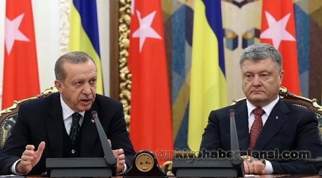 Poroşenko'dan Erdoğan'a Yardım Çağrısı