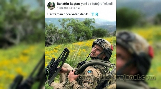 Siirt'teki Şehit Acısı Trabzon'a Düştü