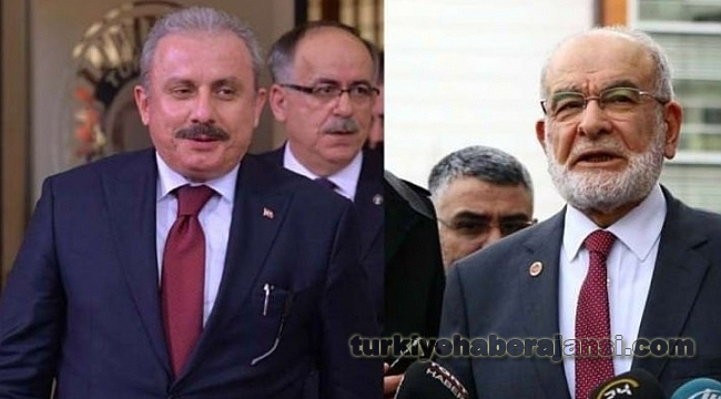 'Temel Karamollaoğlu'nu Abdullah Gül Bloke Etti'