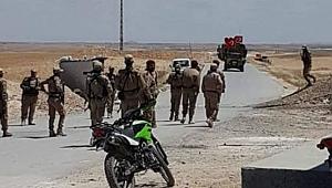 Türk askeri Menbiç'te!