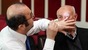 65 Yaş Üstü Yaşlılara Sağlık Kontrolü
