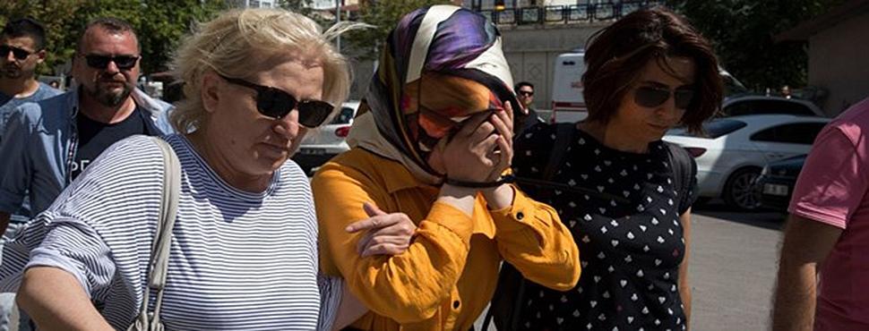Anıtkabir'de Atatürk'e Hakaret eden Safiye İnci Tutuklandı