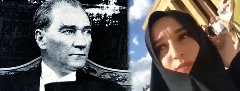 Atatürk'e Hakaret Eden Kişi Hakında Soruşturma
