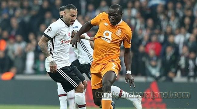 Beşiktaş'ta Aboubakar Seferberliği