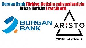 Burgan Bank Aristo İletişim'i Tercih Etti