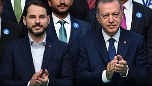 Cumhurbaşkanı Erdoğan'dan Berat Albayrak Yorumu!