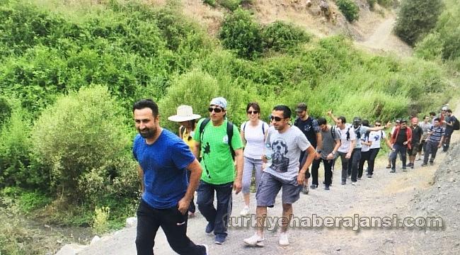 Diyarbakır'da 15 Temmuz Demokrasi Tırmanışı