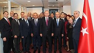 Erdoğan Brüksel'de! Dünyanın Gözü O Zirvede!