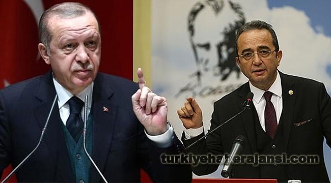 Erdoğan'ın Bülent Tezcan'a Açtığı Davada Karar Çıktı