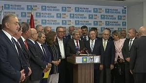 İYİ Parti'den Bahçeli'nin Açıklamalarına Çok Sert Tepki!