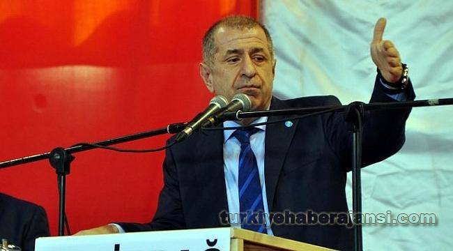 İYİ Parti Genel Başkan Yardımcısı Özdağ'dan Kritik İstifa!