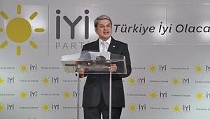 İYİ Parti'li Aytun Çıray: Adayımız 'Meral Akşener'dir!