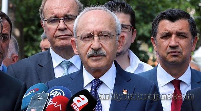 Kılıçdaroğlu'ndan Trump'ın Tehdidine İlk Tepki