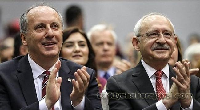 Kılıçdaroğlu ve İnce 3 Saat Görüştü