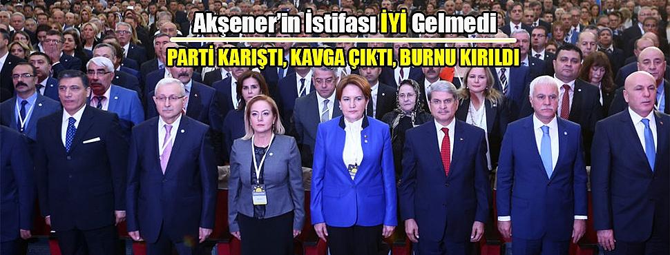 Meral Akşener'in İstifa İddiası Sonrası İYİ Parti Karıştı!
