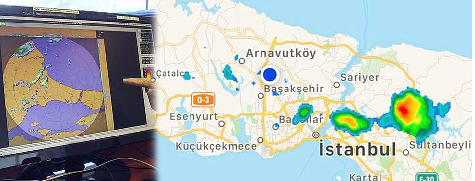 Meteoroloji'den İstanbul Hava Ddurumu Açıklaması!