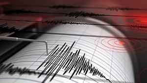 Sabaha Karşı Korkutan İki Deprem