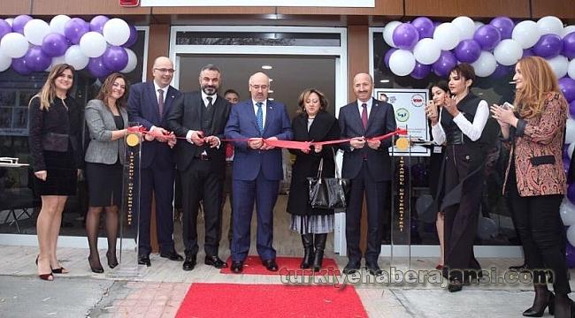 Türkiye'nin İlk 'Geronteknoloji Merkezi' Açıldı