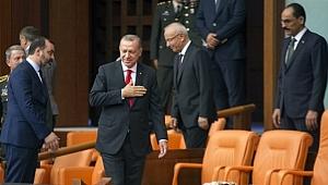 Yeni Sistemin İlk Başkanı Erdoğan Dünya Liderlerine Seslendi!