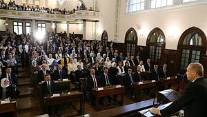 Yeni Sistemin İlk Kabinesi İçin 1. Meclis'te Tören!