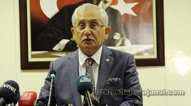 YSK Başkanı Sadi Güven Oy Sonuçlarını Açıkladı!