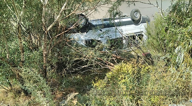 Ağrı'da Feci Kaza: Çok Sayıda Yaralı Var