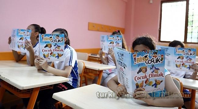 Çocuklar, İstismara Karşı Dergiyle Bilinçleniyor