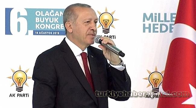 Cumhurbaşkanı Erdoğan'dan ABD'ye Sert Mesajlar