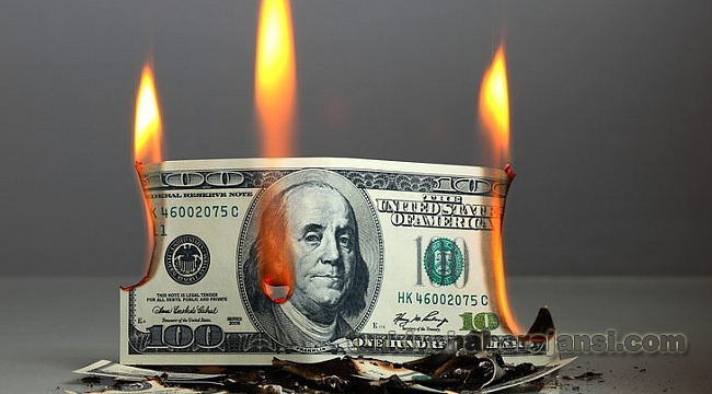 Dolar Dakikalar İçinde Rekor Kırdı!
