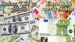 Dolar ve Euro Tırmanıyor
