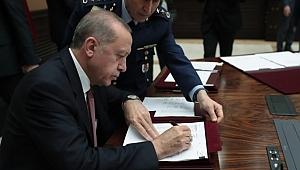 Erdoğan En Yüksek Devlet Memuru Atamasını Yaptı!