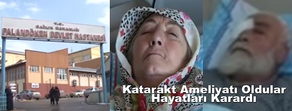 Erzurum'da Enfeksiyon Alarmı