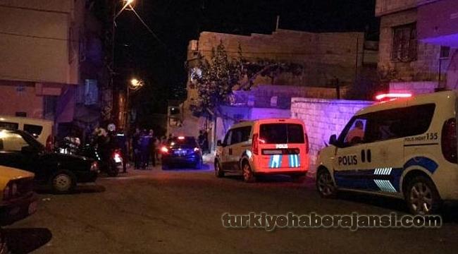 Gaziantep'te Gece Yarısı Dehşet!