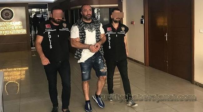 Mafya Babası ve Adamları İstanbul'da Yakalandı